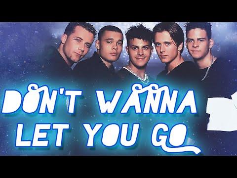 Don't wanna let you go -Five (Subtitulos en español)