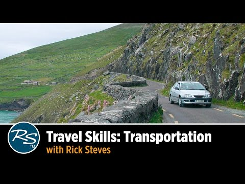 European Travel Skills: Transportation