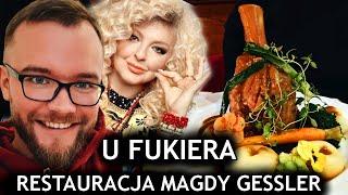 Najsłynniejsza restauracja Magdy Gessler - sprawdzamy U FUKIERA! [MAGDA GESSLER]   GASTRO VLOG #283