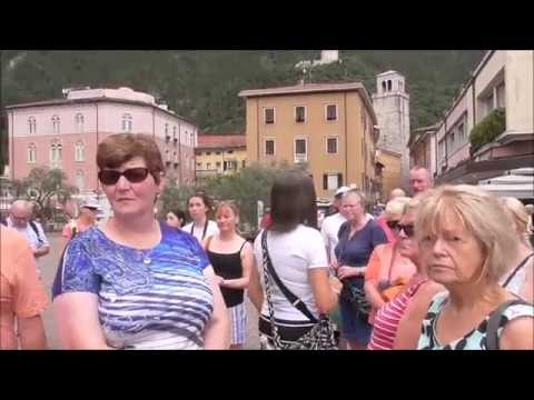 A quick Overview of our Riva Del Garda, Travel Department Holiday