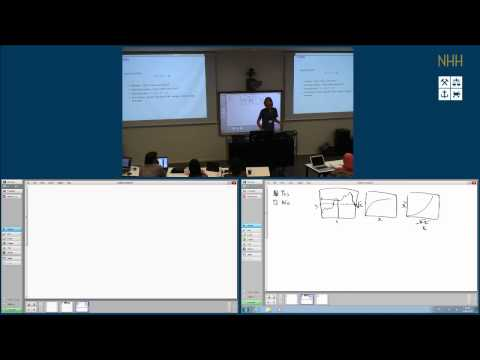GEOSTAT 2014 Bergen Day 3: Spatial and spatio-temporal statistics with R: an introduction