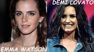 Emma Watson vs Demi Lovato - Street Style - Who is better?