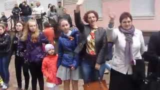 ПАРАД ПОБЕДЫ 14-го в Симферополе: