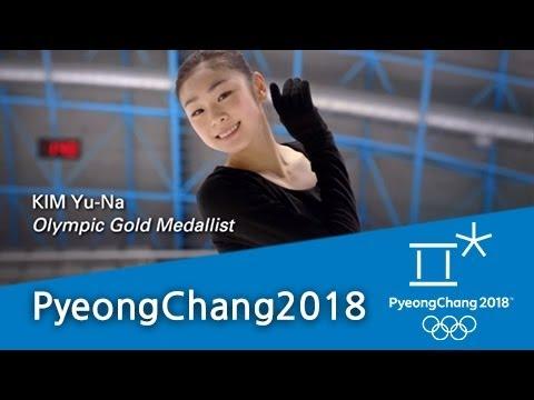 (ENG) Yuna Kim's introduction of PyeongChang 2018