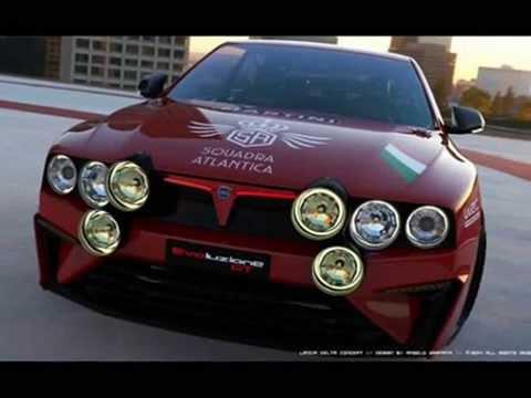 Lancia Delta Integrale 2016