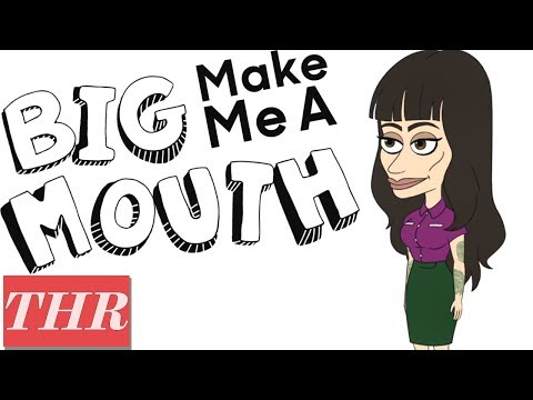 Make Me A 'Big Mouth' Character With Nick Kroll  THR