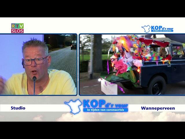 Intermezzo in de uitzending van Kop d'r Veur op 24 juni 2020 -5-