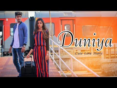 Duniyaa | Cute Love Story | Luka Chuppi | Akhil | Ft. Jeet & Manisha | Besharam Boyz |
