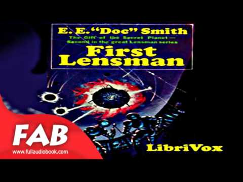 First Lensman Full Audiobook by E  E  SMITH by Science Fiction Audiobooks