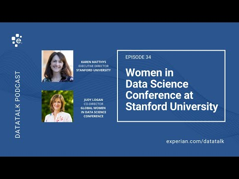 Women in Data Science Conference at Stanford University