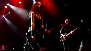 Melissa Auf der Maur - Lightning Is My Girl (Tivoli Utrecht)