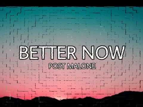 Post Malone - Better Now (Rock Remix)