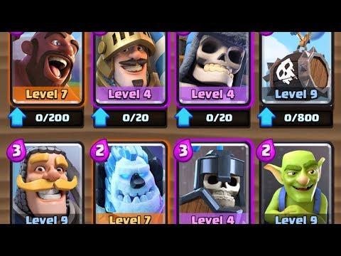 FINALLY!! Clash Royale Balance Update! (Molt - Clash Royale)