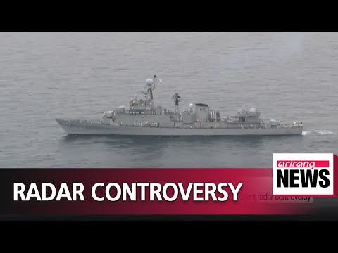 S. Korea, Japan hold working-level video conference on recent radar controversy