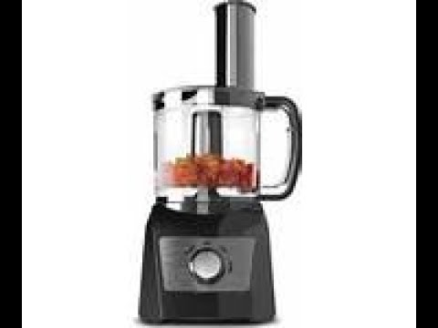 My NEW Ambiano 3-Cup Food Processor REVIEW!!!