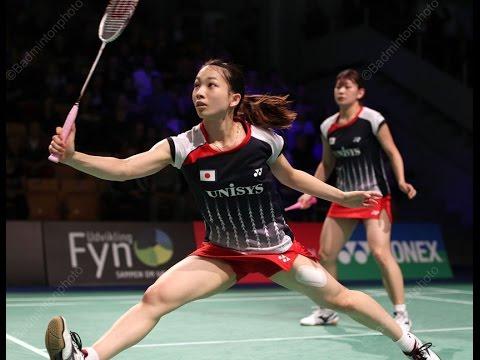 Badminton 2015 | Chinese Taipei Open 2015 Semi-Final | MATSUTOMO-TAKAHASHI vs Nitya-Greysia POLII