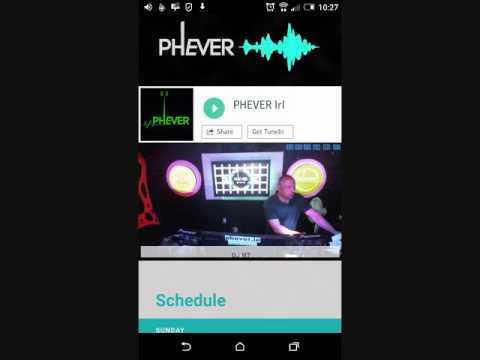 eduard pavel dj m7 phever radio dublin 09-07- 2017