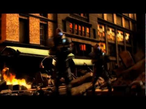 Prototype 2 Music Video - (Megadeth - Of Mice and Men)