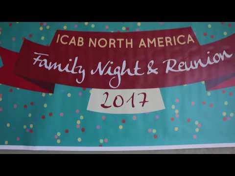 2017 ICAB NORTH AMERICA ANNUAL CULTURAL SHOW