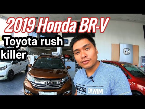 2019 Honda BR-V Full Walk around Review