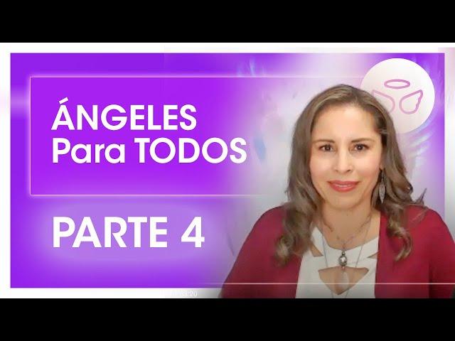 Taller Ángeles para Todos - ¿Cómo nos ayudan a Sanarnos?