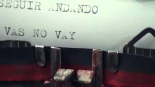 Caligaris ft. La Pegatina - Que corran (Lyric video)