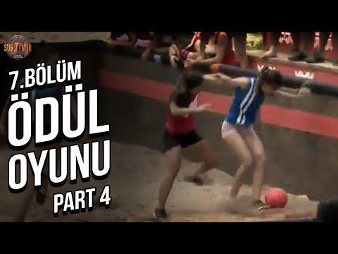 Ödül Oyunu 4. Part | 7. Bölüm | Survivor Türkiye - Yunanistan