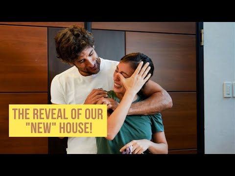 """A """"New"""" House With Home Fluffing! 