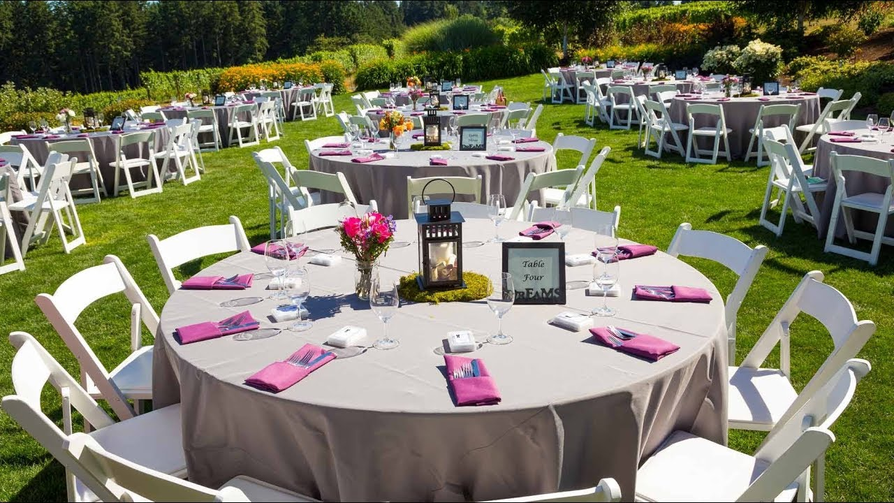 Modern Backyard Small Backyard Wedding Ideas On A Budget ...