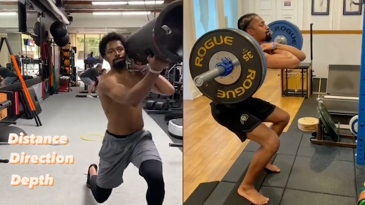 Spencer Dinwiddie's Rehab | How to Treat a Torn ACL