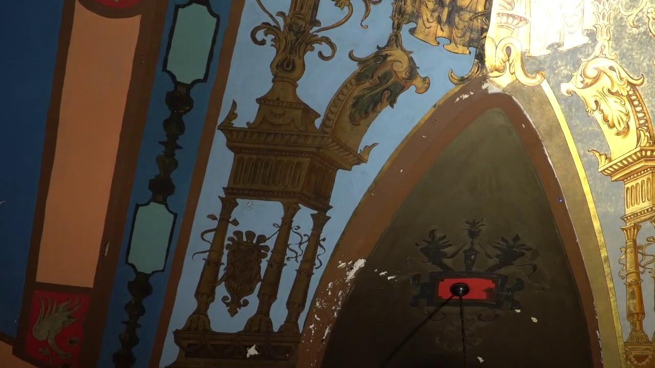 2020 Annual Drive: Ceiling Restoration Update