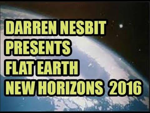 Flat Earth Research 101: Darren Nesbit Presentation @ New Horizons Jan '16