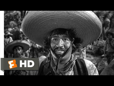 The Treasure of the Sierra Madre (6/10) Movie CLIP - No Stin