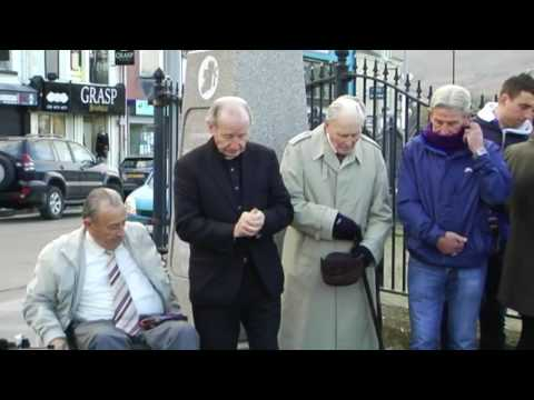 The Banter Show with Newry Maritime Association - Warrenpoint Square Plaque Unveiling