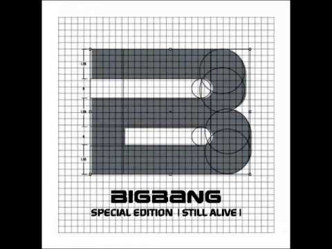빅뱅 BIGBANG   STILL ALIVE FULL ALBUM