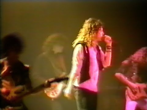 Robert Plant Dusseldorf 1990 (audio upgrade)