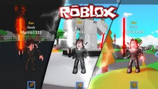 ROBLOX: I GOT SEVERAL LIGHTSABER!!! Saber Simulator ‹ Murilo ›