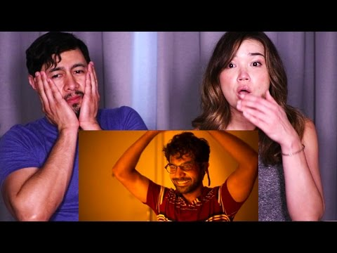 TRAPPED | Trailer Reaction & Discussion by Jaby & Achara!