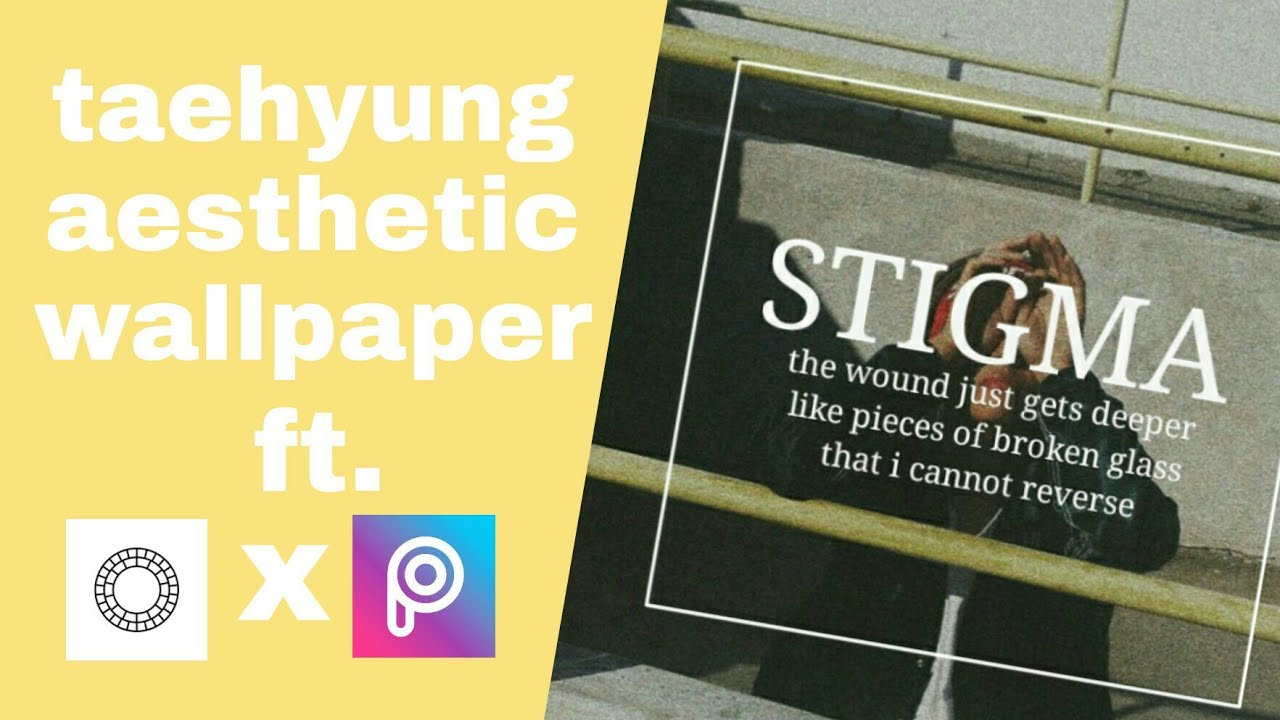 Kpop Edits Taehyung Aesthetic Vsco X Picsart