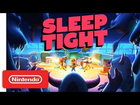 Download Youtube: Sleep Tight Announcement Trailer - Nintendo Switch