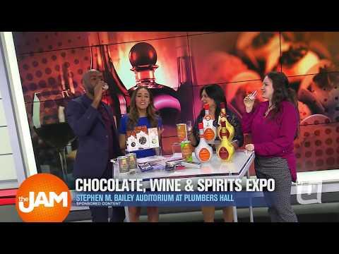 Chocolate, Wine, and Spirits Expo