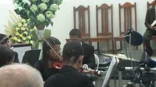 Coral Asafe - Deus Assim Mim Falou/Orquestra
