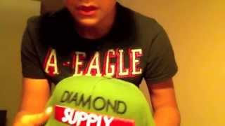 Diamond Supply Co. Mystery Box 2013 UNBOXING! Thumbnail
