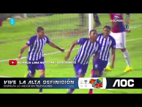 El Gol AOC | ALIANZA LIMA 1-0 Unión Comercio