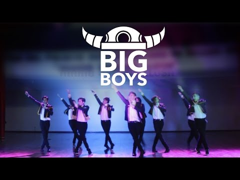 MAMACITA (COVER) - SUPER JUNIOR - BIG BOYS - K-Latin Festival World