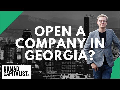 Should You Incorporate A Company In Georgia?