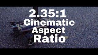 Cinematic Crop Aspect Ratio in Davinci Resolve