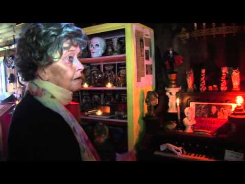 THE CONJURING - The Real Lorraine Warren Featurette