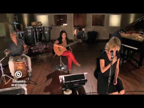 Marcela Morelo - Jamas Te Olvidare - Encuentro En El Estudio [HD]