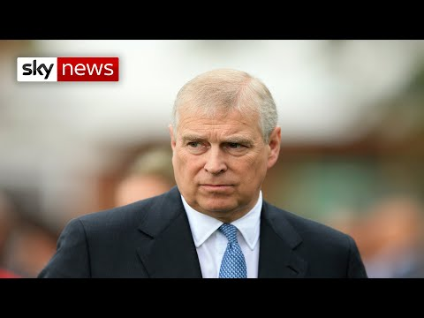Lawyer for alleged Epstein victims claims Prince Andrew 'has information'